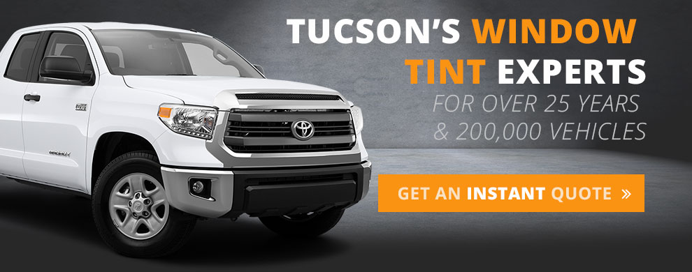 Experts in Car Window Tinting Tucson AZ, auto window tint, car tint every make and model.